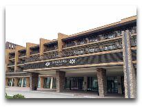 отель Shahdag Hotel&Spa: Фасад