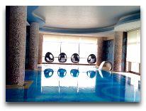 отель Shahdag Hotel&Spa: Бассейн отеля