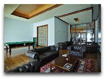 отель Shahdag Hotel&Spa: Бильярд