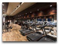 отель Shahdag Hotel&Spa: Тренажерный зал