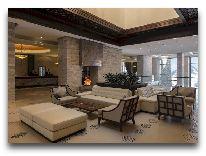 отель Shahdag Hotel&Spa: Холл
