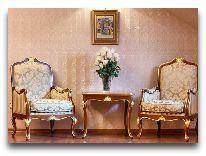 отель Shaki Palace Hotel: Президентский номер