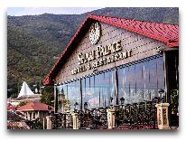отель Shaki Palace Hotel: Ресторан Терасса