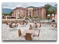 отель Shaki Palace Hotel: Терасса