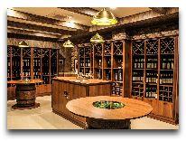 отель Shaki Palace Hotel: Винотека