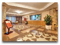 отель Shaki Palace Hotel: Холл