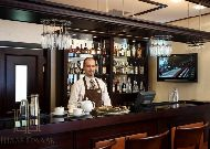 санаторий Шале Грааль: Lounge bar