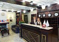санаторий Шале Грааль: Reception