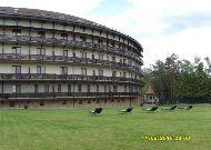 санаторий Шале Грааль: Отель
