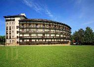 санаторий Шале Грааль: Территория отеля