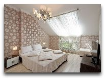 санаторий Шале Грааль: Queen suite