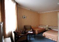 отель Sharden: Двухместный номер DBL+XB
