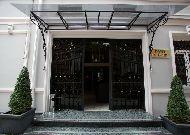 отель Sharden: Вход в отель