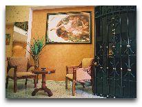 отель Sharden: Холл отеля