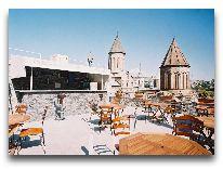 отель Sharden: Летняя террасса