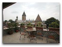 отель Sharden: Вид с террасы
