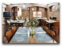отель Sharden: Ресторан отеля