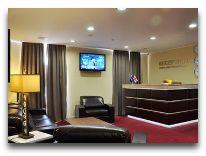 отель Sharden Villa: Ресепшен