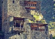 отель Ethnic Hostel Shatili