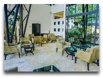 отель Sheki Saray Hotel: Атриум Лобби-бар