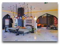отель Sheki Saray Hotel: Холл перед Buta Bar