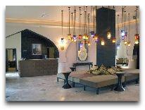 отель Sheki Saray Hotel: Ресепшен