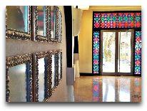 отель Sheki Saray Hotel: Вход в отель