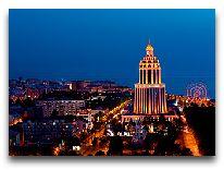 отель Sheraton Batumi: Шератон вечером