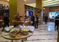 отель Sheraton Dushanbe: Шведский стол