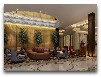 отель Sheraton Dushanbe: Лобби