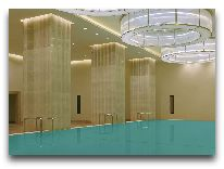 отель Sheraton Dushanbe: Бассейн