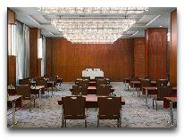 отель Sheraton Dushanbe: Конференц зал Somoni