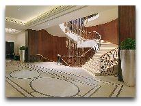 отель Sheraton Dushanbe: Лестница