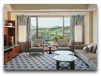 отель Sheraton Dushanbe: Номер Executive Suite