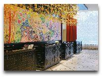 отель Sheraton Dushanbe: Ресепшен