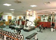 отель Sheraton Metechi Palace Hotel: Фитнес центр