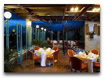 отель Sheraton Metechi Palace Hotel: Ресторан Король Горгосали