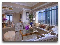 отель Sheraton Saigon Hotel&Towers: Гостинная Presidential Suite