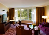 отель Sheraton Warsaw: Гостиная в апартаментах