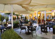 отель Sheraton Warsaw: Летняя терраса ресторана