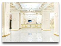 отель Grant Shymkent: Ресепшен