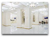 отель Grant Shymkent: Холл отеля