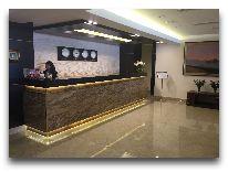 отель Shirak Hotel: Ресепшен