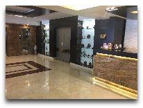 отель Shirak Hotel: Лобби отеля