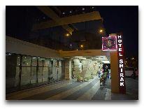 отель Shirak Hotel: Вход в отель