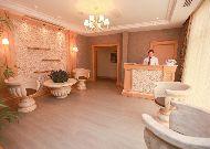 отель Shirvan Hotel & Spa: Ресепшен