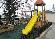 отель Shirvan Hotel & Spa: Детская площадка