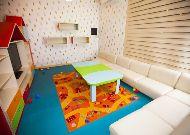 отель Shirvan Hotel & Spa: Детская комнаа