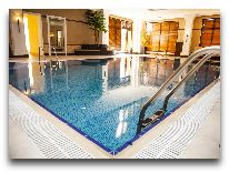 отель Shirvan Hotel & Spa: Бассейн