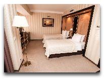 отель Shirvan Hotel & Spa: Номер Deluxe